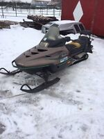 1995 Arctic cat 580 long track efi
