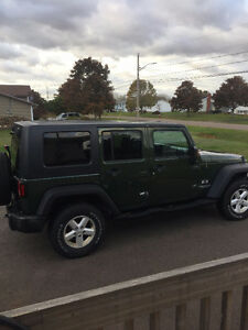 2007 Jeep Wrangler Convertible