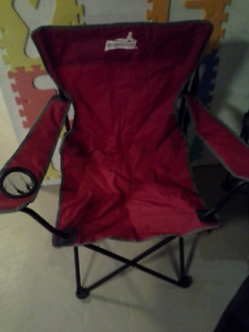 Camping chairs and accessories