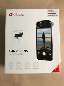 Olloclip 4-in-1 Lens for iPhone 6/6s and 6/6s Plus
