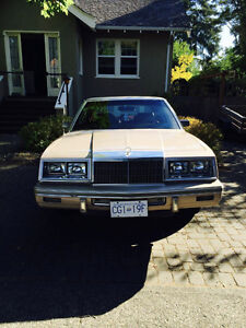 MINT 1987 Chrysler New Yorker Turbo Charged