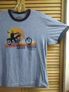 Large T-Shirt Death Valley California Motorcycle Prince George British Columbia image 3