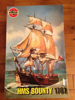 HMS Bounty 1787 and Trans Am Firebird Models For Trading