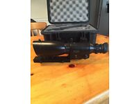ATN night vision scope. 6900. Good condition. It is the very best. Look online!