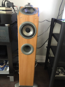 Mirage tower speakers