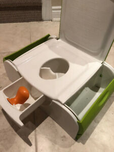 Boon Potty & Training Bench/Step Stool