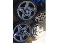 LANDROVER Mondial Alloy Wheels VAG Adapters 5x112 5x120 Passat Leon A3 Golf GTI VRS