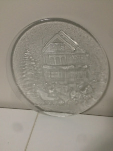 Christmas Serving Plate
