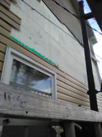 Are you looking for any siding,roofing general repairs landscape