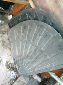 Parasol weights