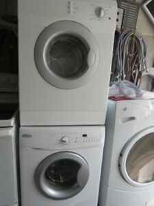 Whirlpool Duet Condo size 24 Inches Compact Washer & Dryer