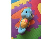 Fisher price soothing sounds seahorse