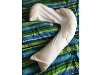 Authentic Dreamgenii Pregnancy Maternity Pillow