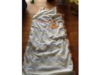 Mothercare baby sleeping bag