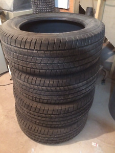Michelin 275/55R20 tires for sale.