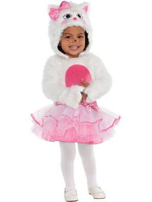 Childs Cute Kitty Cat Fancy Dress Tutu Costume Baby Girls Animal Toddler - Infant Kitty Costume