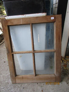 Vintage/ Used Windows and Screens $10.00 and up to $100.00