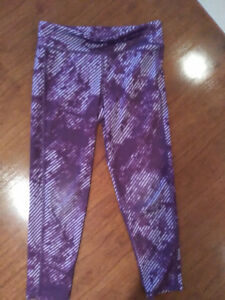 Old navy size 5 purple yoga pant