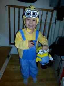 Toddler's Minion Dave Costume