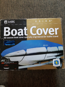 boat cover travel 12'-14'