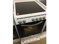 Montpellier Electric Cooker With Ceramic Top Slim 50cm