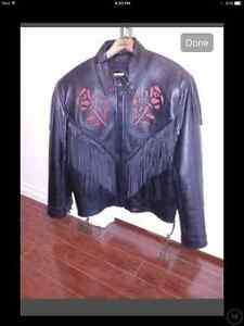 Doc's Leather Motorcycle Jacket