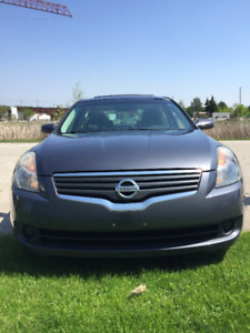 2008 Nissan Altima 2.5L SL Fully Loaded Certified and e-tested