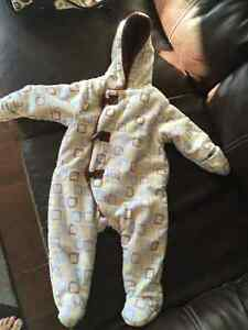 Excellent condition 3-6 months snow suit