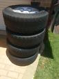 4 x Toyota Hilux Rims/tyres