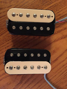 Gibson 57 Classic and Super 57 pickups