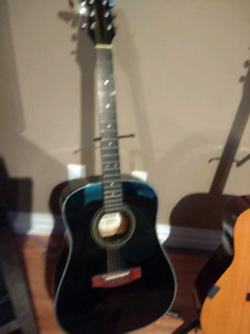 2 beater acoustic guitar. 100$ each or 2 for 199.99$