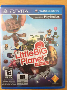 Little Big Planet for PS Vita