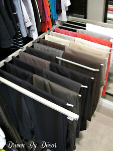 KOMPLEMENT Pull-out pants hanger London Ontario image 3