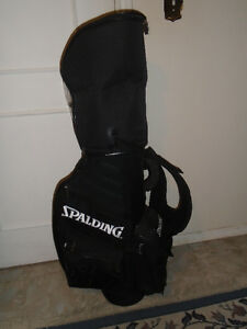 FULL SET OF SPALDING EXECUTIVE RH. GOLF CLUBS - $250
