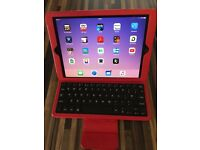 iPad Pro Blue Tooth Keyboard Cover