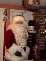 Service de Père Noël Professionnel