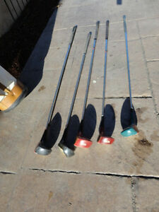 Set of Vintage 1960's Golf Clubs and Golf Bag (Woods and Irons) Kitchener / Waterloo Kitchener Area image 8