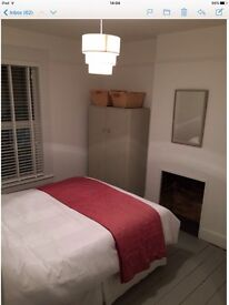 Double room with shower and full shared use in refurb house in Felixstowe town centre