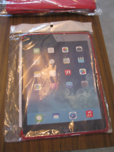FOR SALE:REDUCED Brand new red case for an Ipad Air tablet