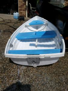 Boat Walker Bay 8- Row Motor Sail Tow