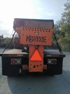 8' Monroe Spreader V-Box London Ontario image 2