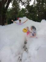 Fantastic Foam Parties