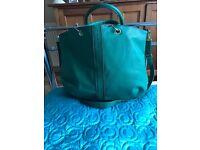 Green new look Handbag