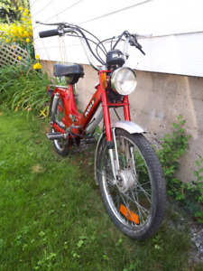 Puch mobylette 1978