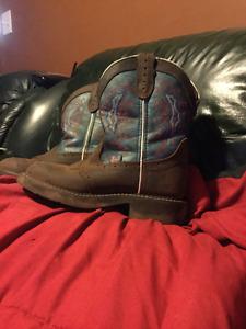 Child's cowboy boots