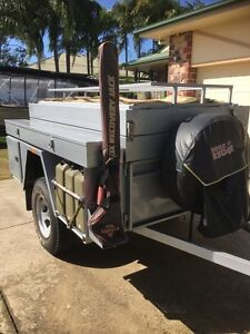Trak Shak Camper Trailer Hope Island Gold Coast North Preview