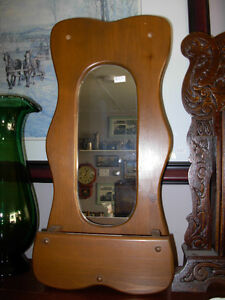 Vintage Mirror with Letterholder Slot Cambridge Kitchener Area image 1