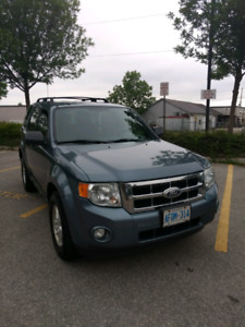 "Ford Escape for sale ""as is""  Barrie on."