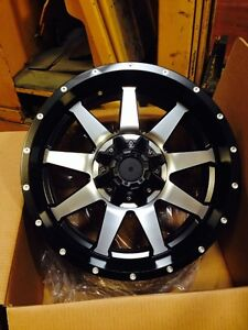 !! BRAND NEW 20X9 -12 OFFSET $1190 RIDERS AUTOWORKS!!