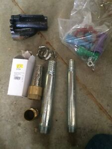 Complete ejector assembly for a jet pump